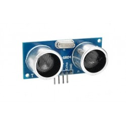 Czujnik ultradźwiękowy odległości HC-SR04 2-200 cm - Arduino