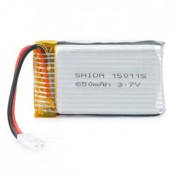 Akumulator Li-Po - 650 mAh