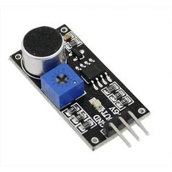 Czujnik dźwięku USPRO LM393 - detektor hałasu