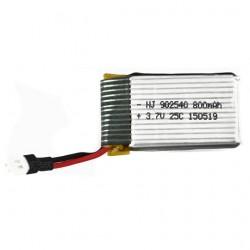 Akumulator Li-Po - 800 mAh