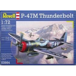 P-47 THUNDERBOLT - REVELL - 03984 - Samolot