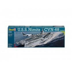 USS NIMITZ CVN-68 - REVELL - 05130 - Okręt