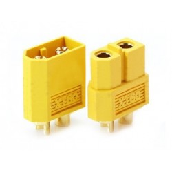 Wtyki XT60 - para - złącze prądowe do modeli