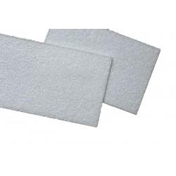 Biała płyta EPP 600 x 450 x 15 mm
