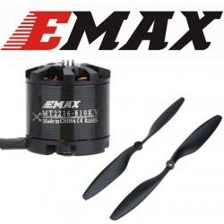 Emax MT2216 CCW 810KV - 228W - zestaw 1045