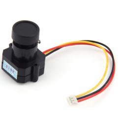 Kamera mini 1/3 - CMOS 600TVL HD - obiektyw 3,6mm