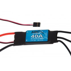 ESC ABC-Power 40A 2-4S - BEC 3A