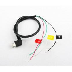 Wtyk USB - AV i DC do kamery SJ4000/ SJ6000