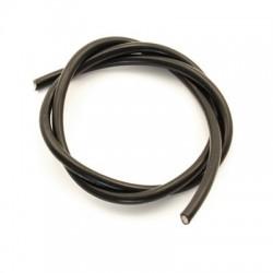 Przewód silikonowy 12AWG/3,31mm2 (czarny) 1m
