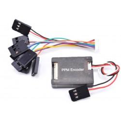 PPM Encoder do 10xPWM - Pixhawk APM - z obudową