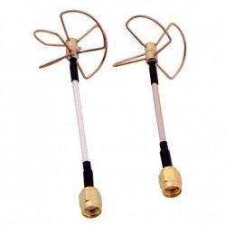 Antena koniczynka odbiorcza - RX - RP-SMA