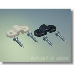 Mocowanie pręta o2 mm - z dociskiem - MP-JET 2640 - 4 szt - podwozie