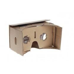 "Okulary Google Cardboard 3D VR - telefon od 3,7"" do 5,5"