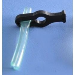 Zacisk na przewód paliwowy Ø 4mm