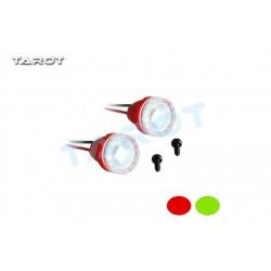 Lampy LED TL2956-01 - 2 szt. - uniwersalne oświetlenie do mini drona