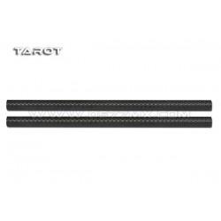 Rurki Carbon 3K 10x200mm - 2 szt - Tarot TL65B06 do ram TL650