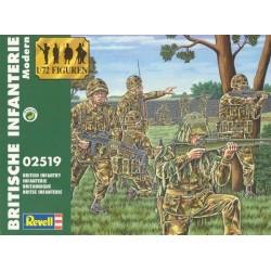 Brytyjska piechota - Revell - 02519 - figurki