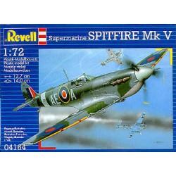 Spitfire Mk.V - Revell - 04164 - myśliwiec