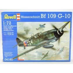 Messerschmitt BF 109 G-10 - Revell - 04160 - Samolot