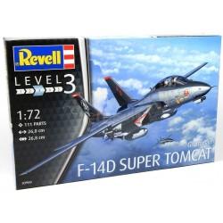 F-14D Super Tomcat - Revell - 03960 - Samolot