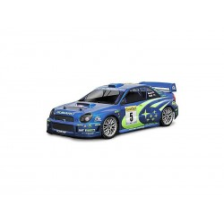 SUBARU IMPREZA WRC 2001 BODY (200mm) - HPI RACING