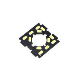 Oświetlenie czołowe LED 12V do Drona - montaż na kamerę płytkową - VZFR1000