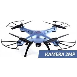 Syma X5HC (kamera 2MP, 2.4GHz, funkcja zawisu, zasięg do 50m)