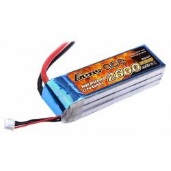 Li-Po 2600mAh 11.1V 25C Gens Ace