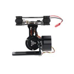 imbal - Brushless HSM-2208B - kompletny - do kamery GoPro - z kontrolerem BGC 3.1