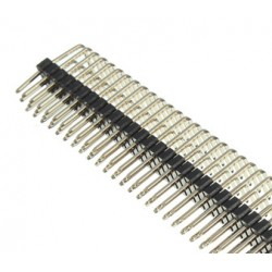 Lista Kątowa Goldpin 3x10 2.54mm - 30pinów