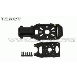 Mocowanie silnika TAROT TL68B25 - części do FY690, FY680 i FY650 - 1 zestaw
