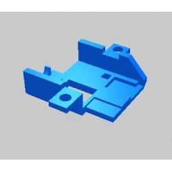 Mocowanie nadajnika FPV - TS5823 / TS5828 - osłonka - czarne PLA