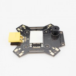 EMAX Nighthawk X - płytka PDB - BEC 5V 12V - LED RGB - Buzzer
