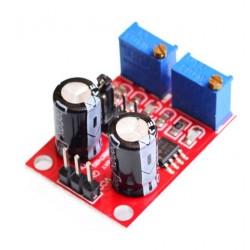 Moduł Generatora NE555 - regulowany 1Hz - 200 kHz
