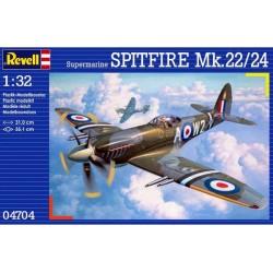 Supermarine Spitfire Mk.22/24 - Revell - 04704 - Samolot
