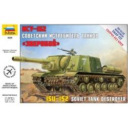Zvezda 5026 Isu-152 - Niszczyciel czołgów - 1:72