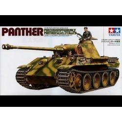 Tamiya 35065 1/35 Ger. Panther Med Tank - Czołg