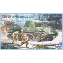 Tamiya 35149 Tank T-34/76 Chtz Ver - Czołg