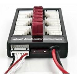 HSM-142 B6 DEAN - równoległe ładowanie nawet 6 akumulatorów