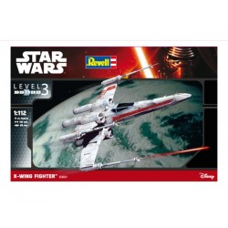 X-wing Fighter - REVELL - 03601 - Star Wars