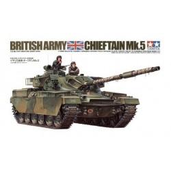 Tamiya 35068 Br.Chieftain Mk.5Tank - czołg
