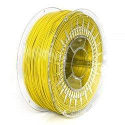 Filament Devil Design 1KG PLA 1,75 mm żółty