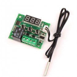 Termostat cyfrowy W1209 - regulowany -50C +110C - moduł  termoregulatora