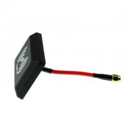 Antena Panelowa CoolFly 5,8GHz 9dBi - RX - RP-SMA - antena do dalekich zasięgów