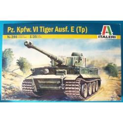 Italeri 0286 Tiger I Ausf. E/H 1