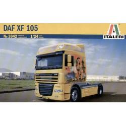 Italeri 3842 DAF XF 105 - ciężarówka