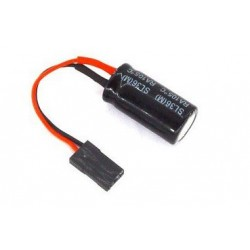 Filtr odbiornika RC - Voltage Protector 2200uF - filtr zakłóceń zasilania
