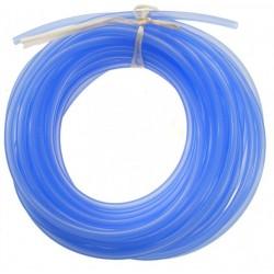 Przewód paliwowy 2.5mm / 5.3mm - 0,5m - niebieski