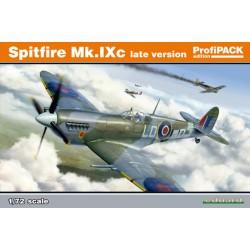 Eduard - 70121 - Spitfire Mk.IXc late version