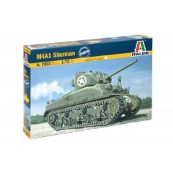 Italeri - 7003 - M4 Sherman